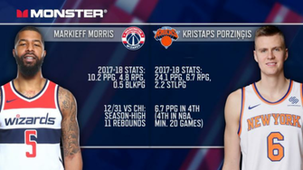 Wiz Got Next 1318 WizKnicks monumental sports network