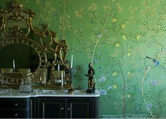 Chinese wallpaper a living tradition Treasure Hunt