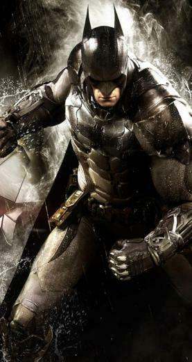 Batman Arkham Knight HD wallpaper for iPhone 5 5s   HDwallpapers