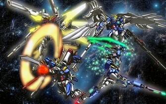 Awesome Gundam Digital Artworks [Updated 10814]