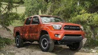 2015 Toyota Tacoma TRD Pro HD Wallpapers Conquering Jurassic World
