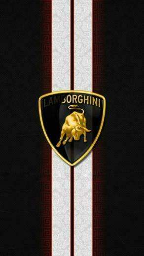 Lamborghini logo 03 Nexus 5 Wallpapers Nexus 5 wallpapers and