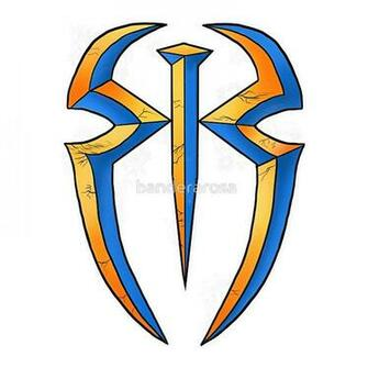 WWE Roman Reigns Logo
