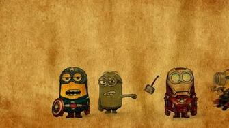 Marvel Minions   Avengers X men Minions Wallpapers   SlotsMarvel