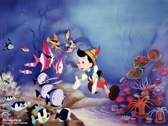 Pinocchio Wallpaper   Classic Disney Wallpaper 6432483