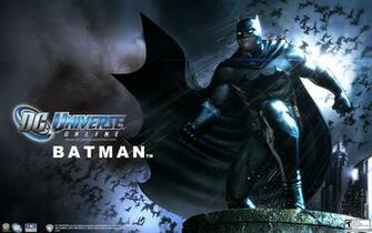 DC Universe Online Character Spotlight Batman League of Comic Geeks