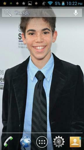 Download Cameron Boyce Live Wallpaper for Android by