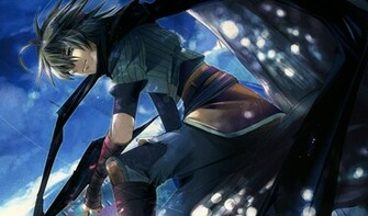 The Ninja Anime Boy Cool Ninja Wallpaper ImgStockscom