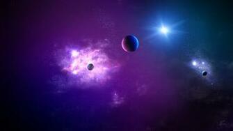 Download Wallpaper 2560x1440 Space Planet Light Galaxy Mac iMac 27
