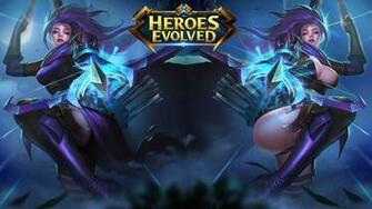 Pack de Wallpapers   Heroes Evolved Mobile