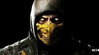Wallpapers en HD de Mortal Kombat X 10 criticsight scorpion 1