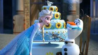 olaf HD wallpapers for Desktop 1366X768 frozen fever olaf wallpapers