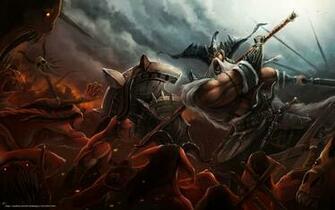 Gallery For Barbarians Desktop Wallpaper