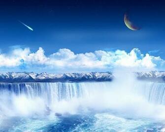 Dream Waterfall Wallpapers   2560x2048   1163127