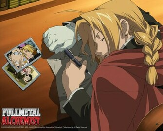 Edward Elric Wallpaper Edward Elric Desktop Background