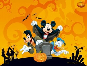 Disney Halloween Wallpaper   Disney Wallpaper 7940968