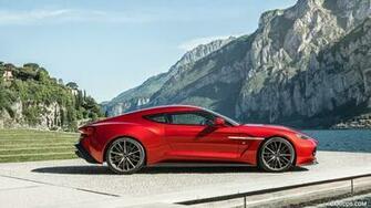 2016 Aston Martin Vanquish Zagato Concept   Side HD Wallpaper 14