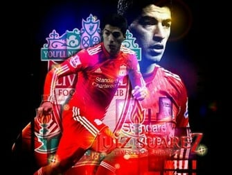 Download Luis Suarez   Liverpool Wallpapers Download Logo Wallpaper
