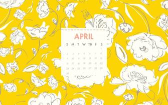 April 2018 Desktop Background Calendar Calendar 2018 Desktop