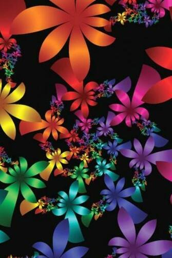 Beautiful Flowers Flori Cg Art Iphonewallpapers   Beautiful