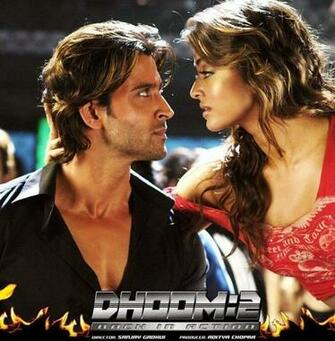 Dhoom 2 Hrithik roshan Dhoom 2 Bollywood movies