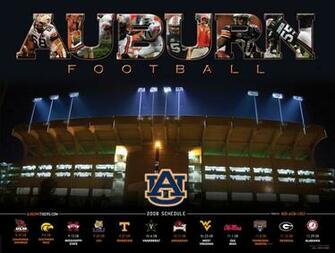Auburn Tigers Football Schedule Dark Brown Hairs