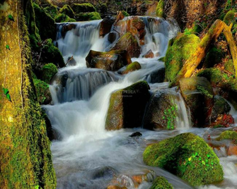 Waterfall Screensaver