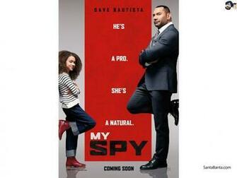 My Spy Movie Wallpaper 2