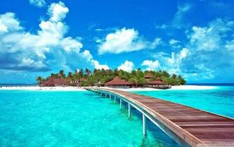 San Andres Is A Colombian Coral Island In The Caribbean
