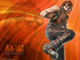 top new wallpapers Tekken Hwoarang Wallpaper