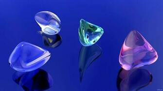 Glass 3D HD Wallpapers 1080P Marbles