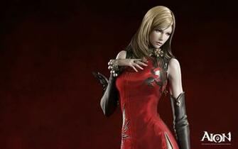 Aion Beautiful Girl Wallpapers HD Wallpapers