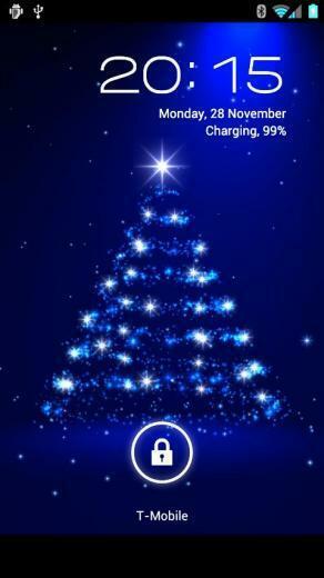 christmas scene wallpaper countdown desktop   Quotekocom