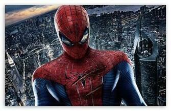 The Amazing Spider Man HD wallpaper for Standard 43 54 Fullscreen