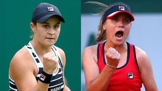 TC Plus Match of the Day Ashleigh Barty vs Sofia Kenin Toronto