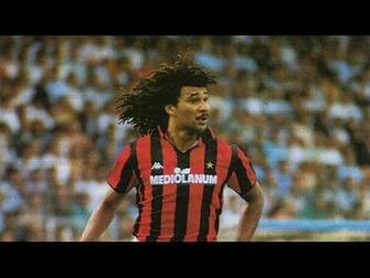 Ruud Gullit The Black Tulip [Goals Skills]