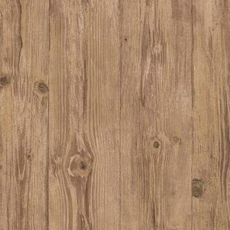 Faux Barnboard Wallpaper Brown 1 Bolt   Contemporary   Wallpaper