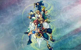 Kingdom Hearts PC Game HD Wallpaper 03 Imagez Only