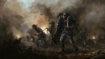 Retreat   American Civil War by Filip Storch ImaginaryBattlefields