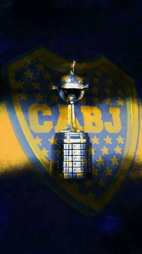 Boca Juniors Escudo Copa Libertadores wallpapers El nico grande