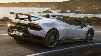 2018 Lamborghini Huracan Performante Spyder   Wallpapers and HD