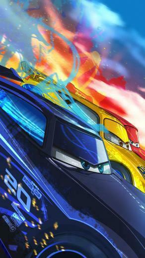 Cars 3 2017 Phone Wallpaper Moviemania