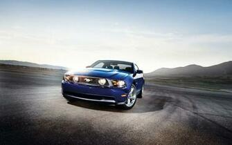 Ford Mustang Shelby GT500 2012 Wallpapers HD Wallpapers