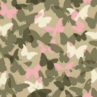 Candice Olson Pink and Green Camo Wallpaper   Kids Wall Decor Store