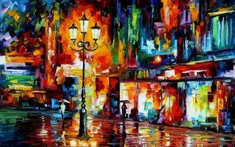 leonid afremov oil painting 16 2560x1600 artwallpaperhicom