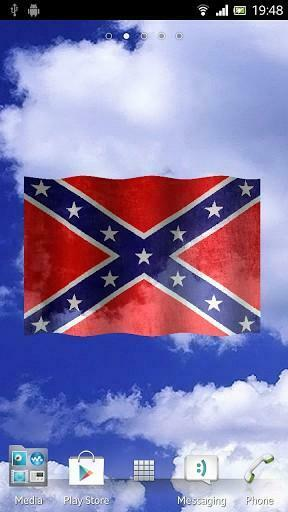 Flag Confederate Wallpaper