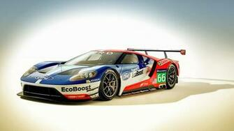 Ford GT Race Car 2016 Wallpaper HD Car Wallpapers