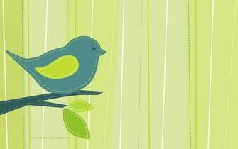 Bird Theme Wallpaper