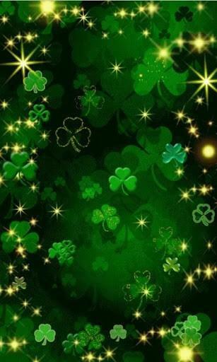 Irish Shamrock Wallpaper Shamrock live wallpaper
