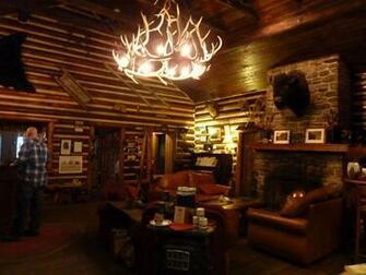 log cabin wallpaper real log look rustic lodge 04